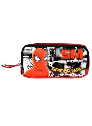 Spiderman Kalem Çantası Renkli
